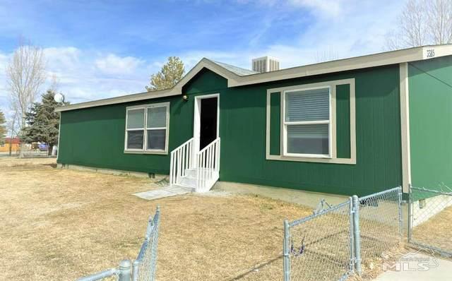 3385 Moon Lane, Winnemucca, NV 89445 (MLS #210002503) :: Vaulet Group Real Estate