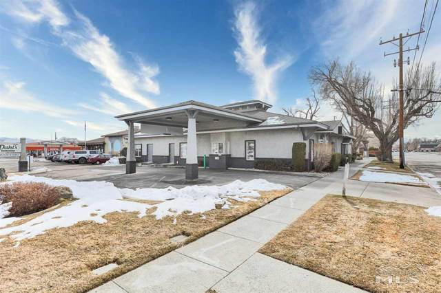 1007 N Curry, Carson City, NV 89701 (MLS #210002506) :: Vaulet Group Real Estate