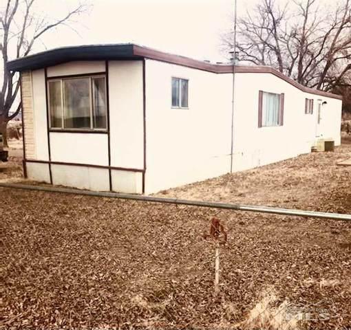 490 Doris Ct, Winnemucca, NV 89421 (MLS #210002514) :: Vaulet Group Real Estate
