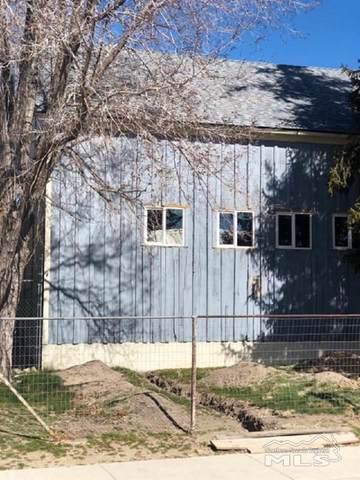 110 Corbett Street, Carson City, NV 89706 (MLS #210002516) :: Vaulet Group Real Estate