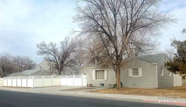 510 W Center Street, Fallon, NV 89406 (MLS #210002529) :: NVGemme Real Estate