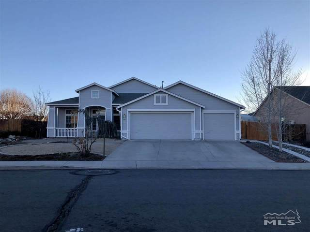 7871 Cantabria, Sparks, NV 89436 (MLS #210002532) :: Vaulet Group Real Estate