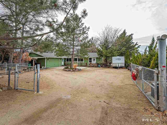13855 Virginia Foothills Road, Reno, NV 89521 (MLS #210002533) :: NVGemme Real Estate