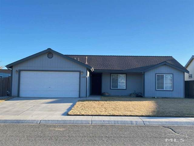 229 Jenny's Lane, Fernley, NV 89408 (MLS #210002534) :: Vaulet Group Real Estate