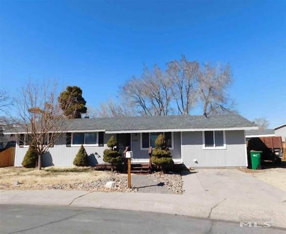 1000 Tamarisk, Carson City, NV 89701 (MLS #210002537) :: NVGemme Real Estate