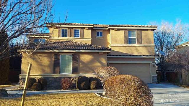 3742 Kepler Dr, Sparks, NV 89436 (MLS #210002538) :: Vaulet Group Real Estate