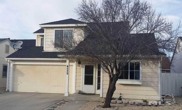 4529 Park Rose Cir, Reno, NV 89502 (MLS #210002539) :: Vaulet Group Real Estate
