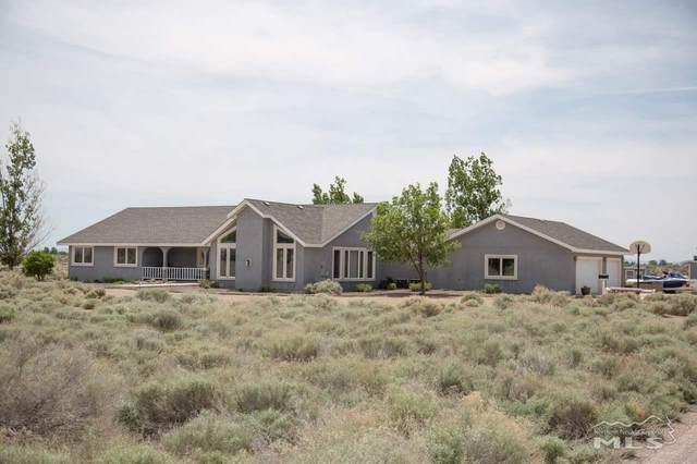 4133 Rancheria Rd, Fallon, NV 89406 (MLS #210002551) :: Vaulet Group Real Estate