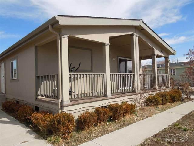 1389 Anchorage, Reno, NV 89506 (MLS #210002554) :: NVGemme Real Estate