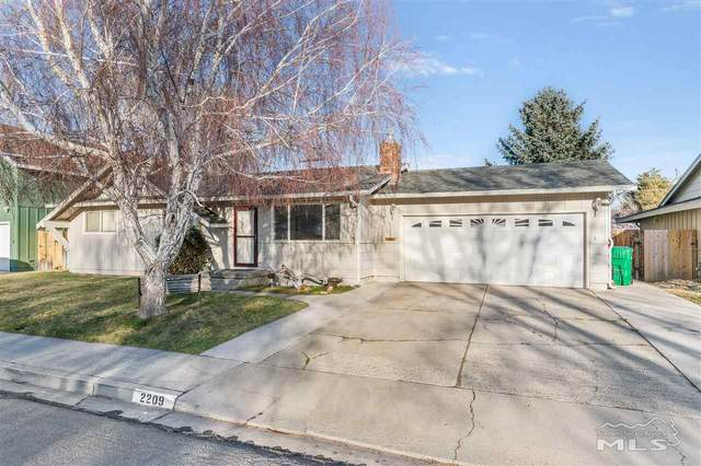 2209 Glenn Dr, Carson City, NV 89703 (MLS #210002558) :: Vaulet Group Real Estate