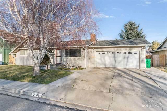 2209 Glenn Dr, Carson City, NV 89703 (MLS #210002558) :: NVGemme Real Estate