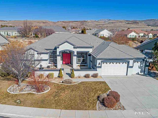 7766 Rustler Ct, Sparks, NV 89436 (MLS #210002562) :: Vaulet Group Real Estate