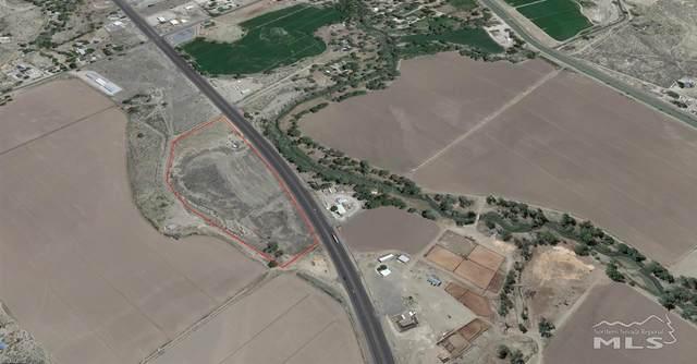 6320 Reno Highway, Fallon, NV 89406 (MLS #210002563) :: Vaulet Group Real Estate