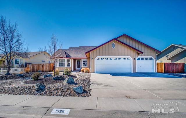 1336 Bridle, Minden, NV 89423 (MLS #210002566) :: Colley Goode Group- eXp Realty