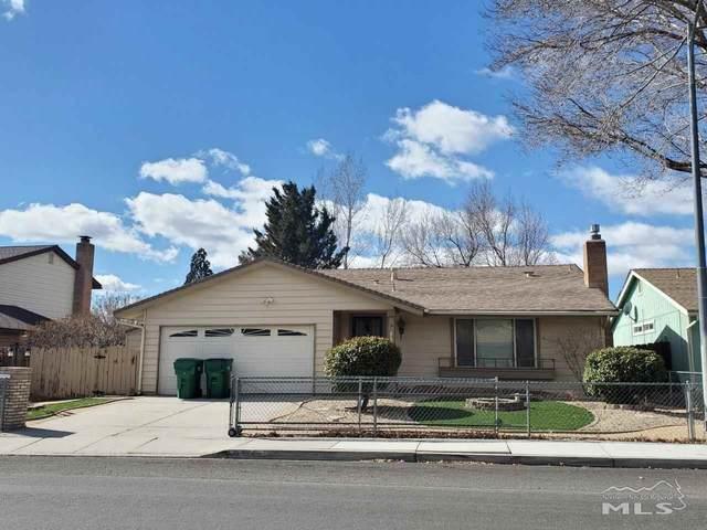 1551 Del Rosa Way, Sparks, NV 89434 (MLS #210002574) :: Vaulet Group Real Estate