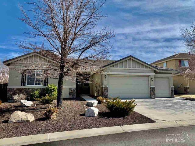 304 Lahinch Court, Dayton, NV 89403 (MLS #210002575) :: Theresa Nelson Real Estate