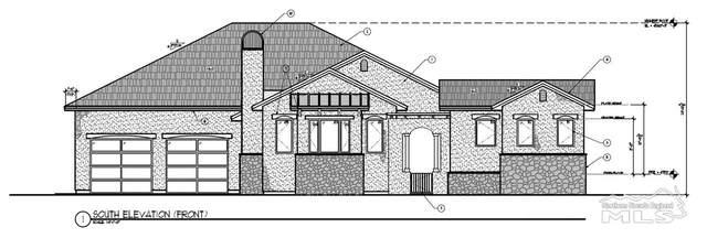 1300 Kimbles Way, Gardnerville, NV 89410 (MLS #210002585) :: NVGemme Real Estate