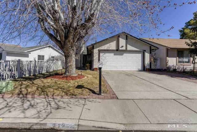 2742 Wabash Cir., Sparks, NV 89434 (MLS #210002586) :: Vaulet Group Real Estate