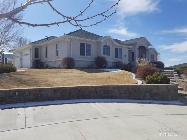 5520 Patrician Way, Winnemucca, NV 89445 (MLS #210002587) :: Vaulet Group Real Estate