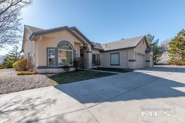 811 Aristotle, Reno, NV 89512 (MLS #210002589) :: Vaulet Group Real Estate