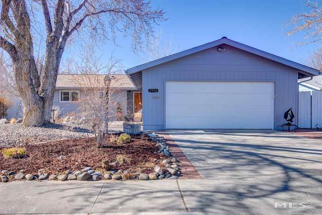 2916 Gillis, Carson City, NV 89701 (MLS #210002590) :: Vaulet Group Real Estate