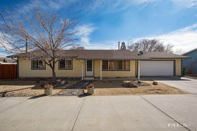 2935 Hidden Hill, Carson City, NV 89706 (MLS #210002591) :: NVGemme Real Estate