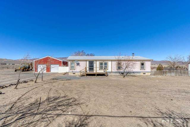 4710 W Quince Ave, Silver Springs, NV 89429 (MLS #210002592) :: Colley Goode Group- eXp Realty