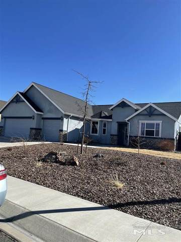 115 Creekside Dr, Dayton, NV 89403 (MLS #210002602) :: Theresa Nelson Real Estate