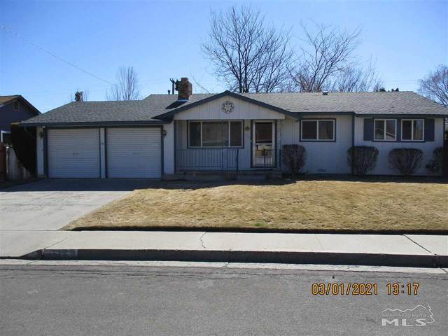 613 Jeanell Drive, Carson City, NV 89703 (MLS #210002606) :: Morales Hall Group