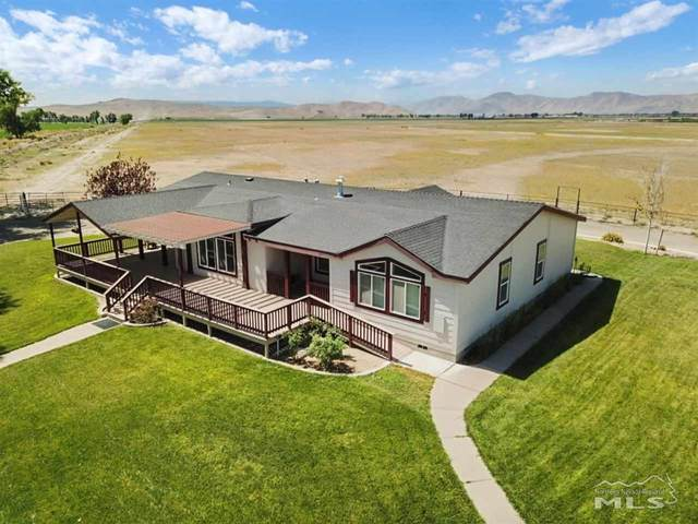 60 Pete Hendrichs Road, Yerington, NV 89447 (MLS #210002607) :: Colley Goode Group- eXp Realty