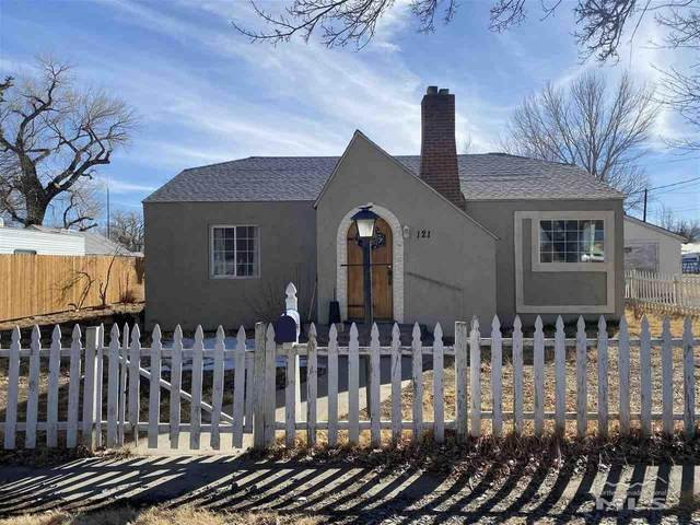 121 South St., Yerington, NV 89447 (MLS #210002611) :: Colley Goode Group- eXp Realty