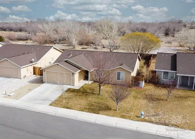 1223 Eagle Rock Road, Fallon, NV 89406 (MLS #210002618) :: Vaulet Group Real Estate