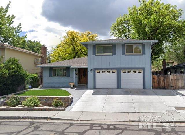 860 Cambridge Way, Reno, NV 89511 (MLS #210002620) :: Colley Goode Group- eXp Realty