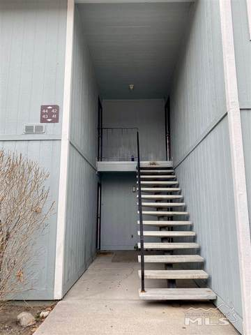 4600 Neil Road #42, Reno, NV 89502 (MLS #210002625) :: Colley Goode Group- eXp Realty