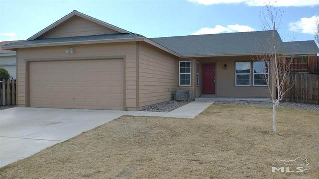 355 Emigrant, Fernley, NV 89408 (MLS #210002626) :: Chase International Real Estate