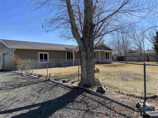 2625 Wade Street, Minden, NV 89423 (MLS #210002628) :: Colley Goode Group- eXp Realty