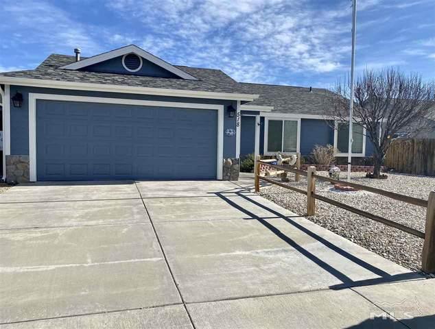 518 Rawe Peak, Dayton, NV 89403 (MLS #210002632) :: Chase International Real Estate