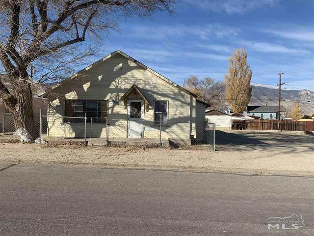 669 G Street, Hawthorne, NV 89415 (MLS #210002635) :: The Mike Wood Team