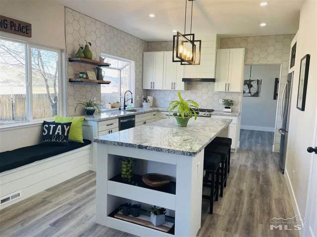 3060 Creekwood Drive, Reno, NV 89502 (MLS #210002636) :: Colley Goode Group- eXp Realty