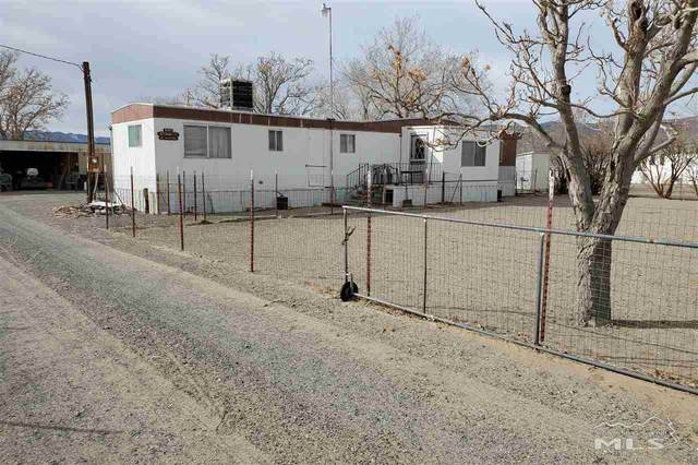3155 Citrus St., Silver Springs, NV 89429 (MLS #210002643) :: Colley Goode Group- eXp Realty