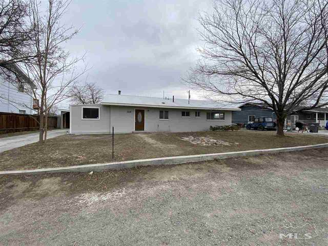 325 Dallas St, Yerington, NV 89447 (MLS #210002645) :: Colley Goode Group- eXp Realty