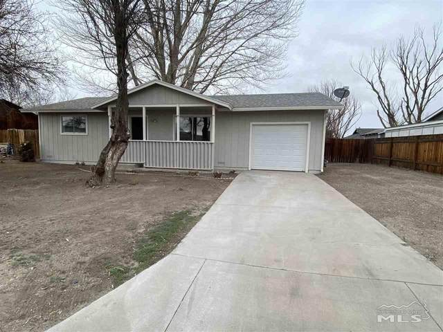 406 Paul Ave, Yerington, NV 89447 (MLS #210002647) :: Colley Goode Group- eXp Realty