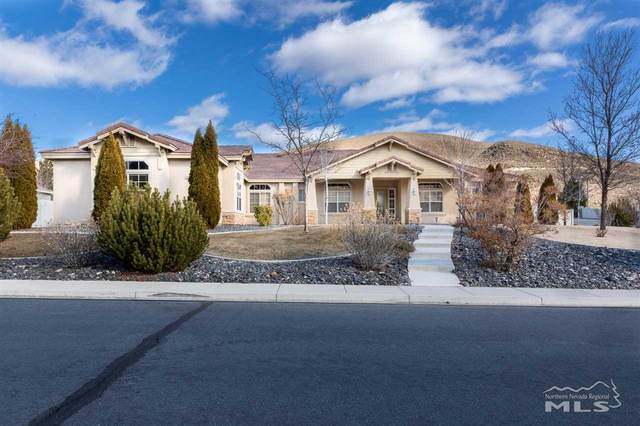 12300 Ocean View Dr, Sparks, NV 89441 (MLS #210002653) :: Chase International Real Estate