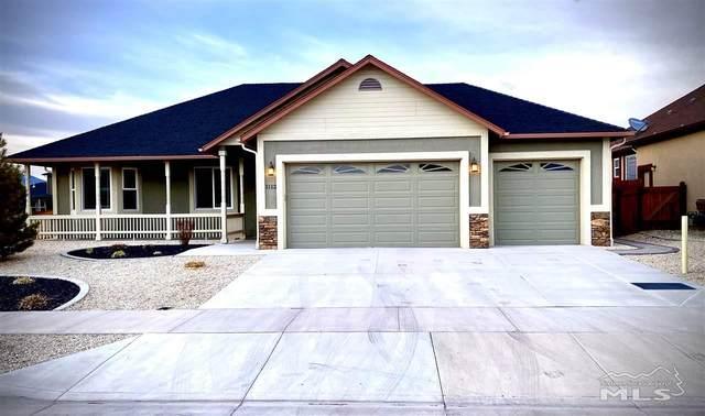 1112 Galante, Minden, NV 89423 (MLS #210002657) :: Chase International Real Estate