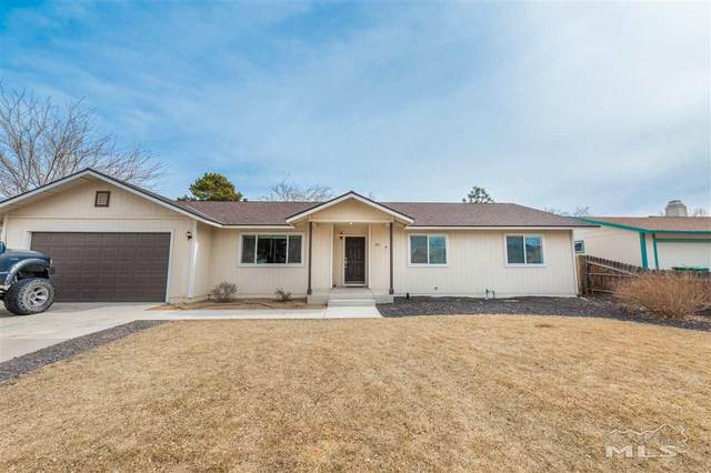 415 Aspen Way, Fernley, NV 89408 (MLS #210002658) :: Chase International Real Estate