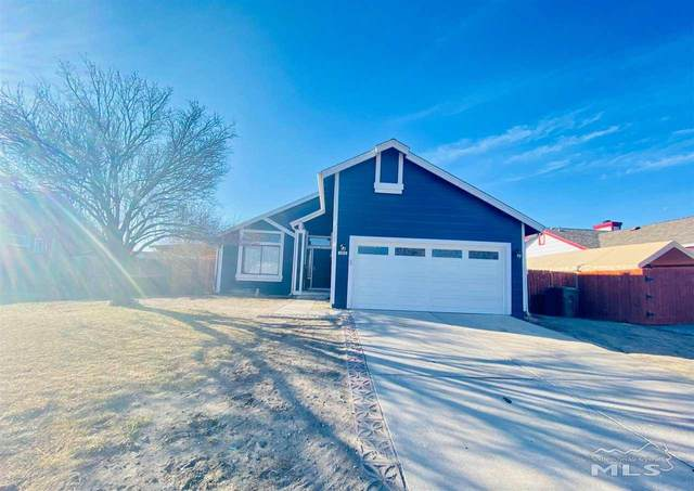 1655 Johns Circle, Fernley, NV 89408 (MLS #210002673) :: Colley Goode Group- eXp Realty