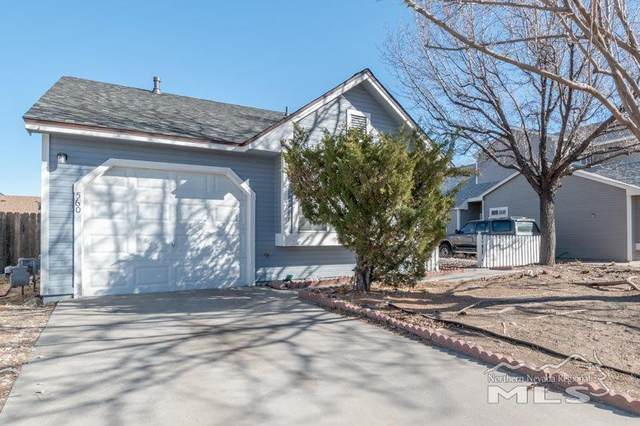 560 N Taylor Street, Fallon, NV 89406 (MLS #210002680) :: Morales Hall Group