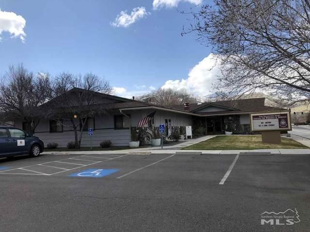661 Colorado, Carson City, NV 89701 (MLS #210002683) :: Craig Team Realty