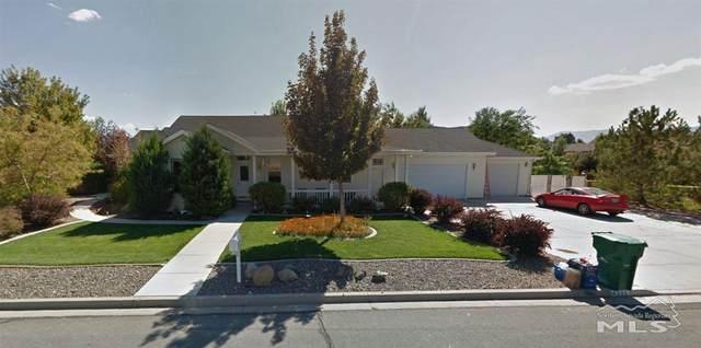 4211 Hells Bells, Carson City, NV 89701 (MLS #210002692) :: Morales Hall Group