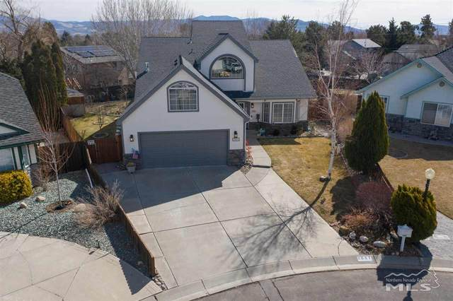 2057 Clover Court, Carson City, NV 89703 (MLS #210002704) :: Colley Goode Group- eXp Realty